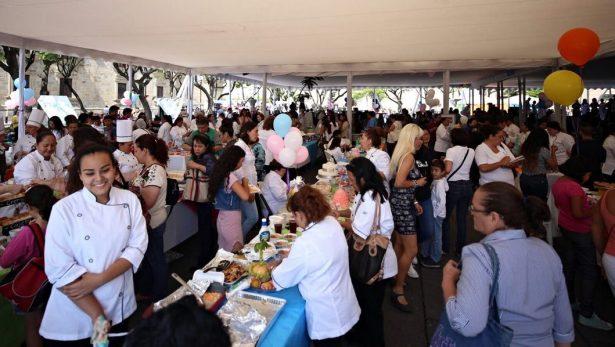 Variada expo marcó fin de cursos el DIF Guadalajara