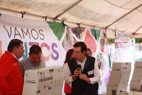 """Arranca consulta pública """"Vamos juntos región altos Sur"""" en Tepatitlán"""