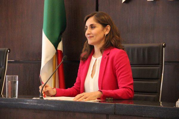 Trabaja Congreso de Jalisco a marchas forzadas: Cynthia Cantero