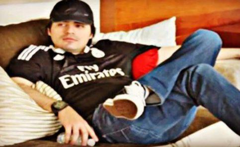 """Dámaso López, hijo de """"El Licenciado"""", se entrega en Estados Unidos"""