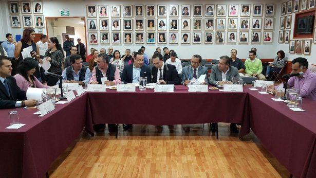 Ratifican cargos fiscales a 7 cuentas de 5 municipios