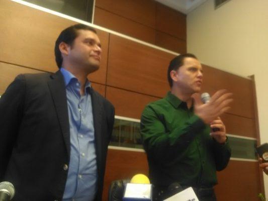 Afinan detalles Sandoval y Toño para entrega-recepción