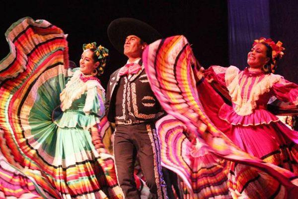 Viaja el folclor mexicano por la Unión Americana