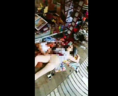 [Videos] Hieren a 8 personas tras un ataque con cuchillo en Siberia