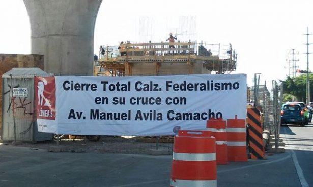 En cuatro meses quedará liberada Ávila Camacho y Federalismo: Rodolfo Guadalajara