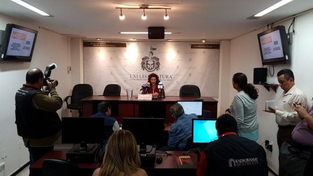 Auditoría a la SSJ pide la diputada Consuelo Robles