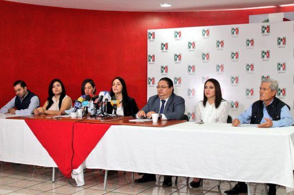 Analiza PRI presentar recursos legales en contra de la ratificación de mandato