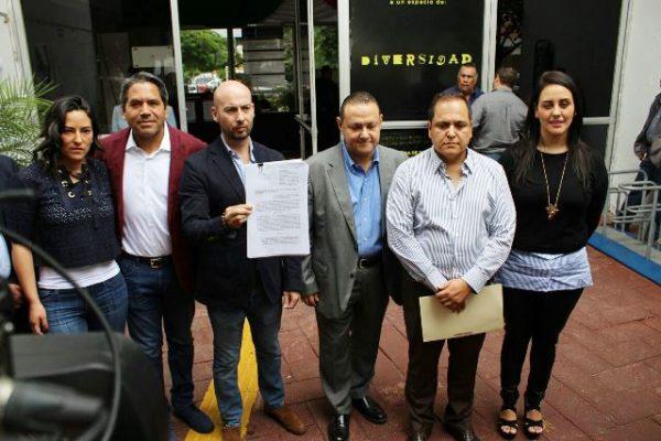 PRI quiere que se suspenda la ratificación de mandato