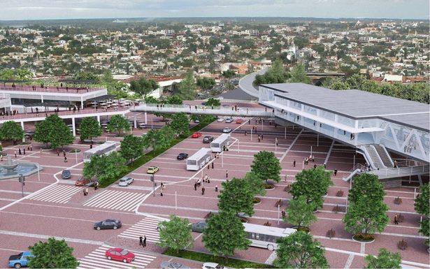 Presentan propuesta para Parque Estación Basílica en Zapopan