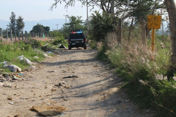 """Tiran"" cadáver de un hombre en Lomas del Centinela, en Zapopan"