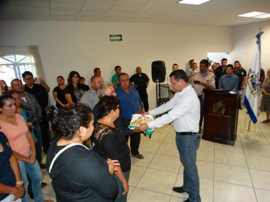 El cuerpo del delegado de Zacoalco de Torres no pudo estar en homenaje