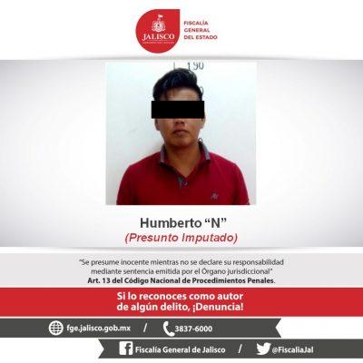 Capturan a profesor de Hostotipaquillo señalado de abuso sexual en contra de alumna de nueve años