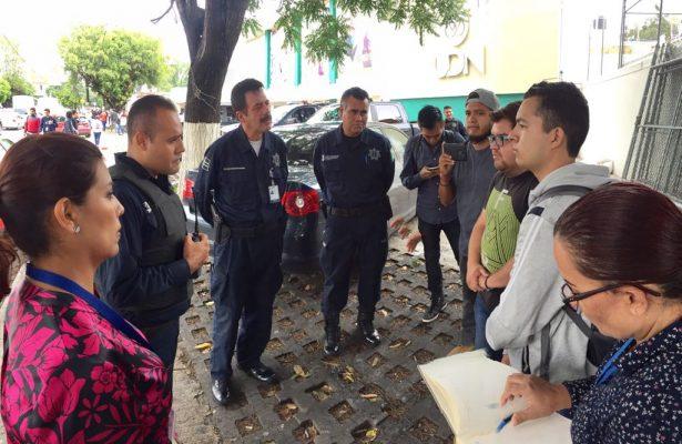 Reforzará la Policía de GDL seguridad alrededor de planteles de la UdeG