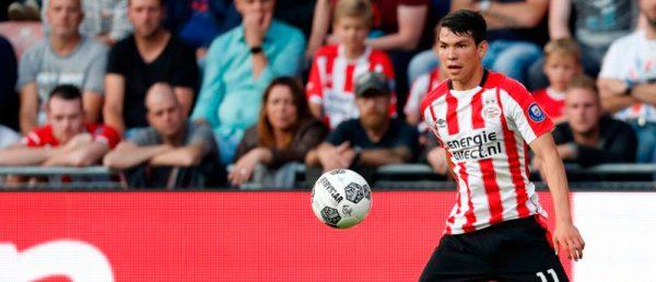 """El """"Chuky"""" se estrena con gol en el Eredivisie"""