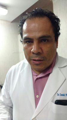 Enfermedades gastrointestinales y de vías respiratorias, principales causas de muerte en pacientes civiles: doctor Daniel Navarro