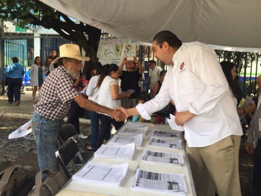 Más de 40 colonias son visitadas por el Médico de Barrio