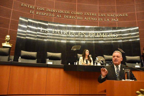 Tipificar como delito penal los discursos de odio : diputado Macedonio Tamez