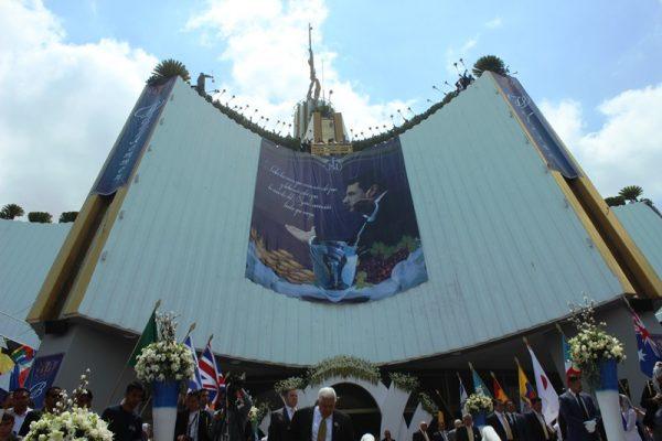Con una oración final concluyen actividades de la Santa Convocación