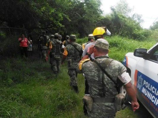 Buscan a elemento de la 41 zona militar desaparecido en Puerto Vallarta