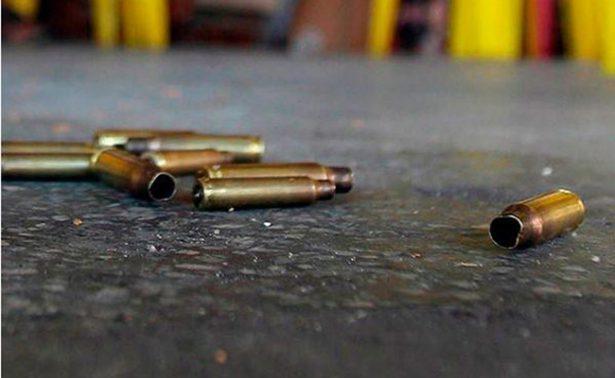 Luego de ataque a balazos, FUM detuvo a dos sujetos