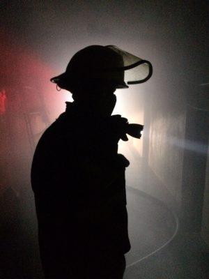 Muere hombre con discapacidad en un incendio en Gdl