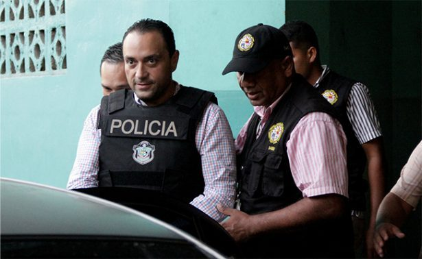 Fiscal ordena mantener detenido a Borge hasta que se formalice extradición