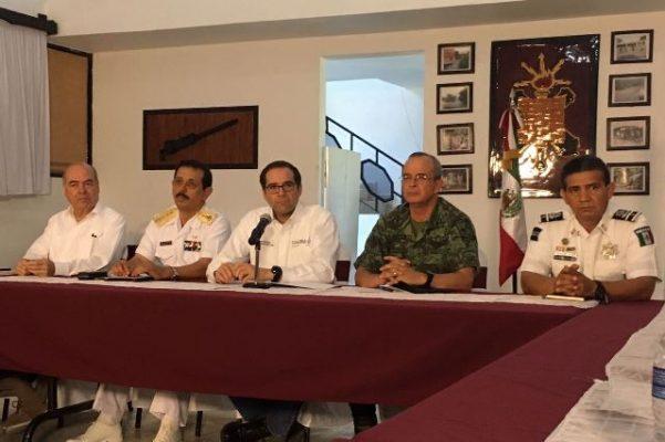Militares refuerzan la seguridad en Colima