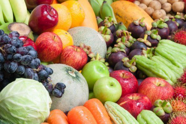 Continuarán altos precios de frutas y hortalizas