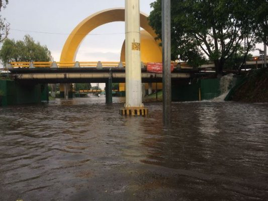 Falta obra para evitar inundaciones