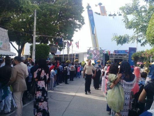 Gobierno de Guadalajara brinda apoyo a la Santa Convocación