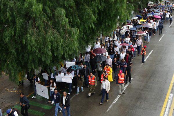 Estudiantes de la UdeG exigen justicia y más seguridad