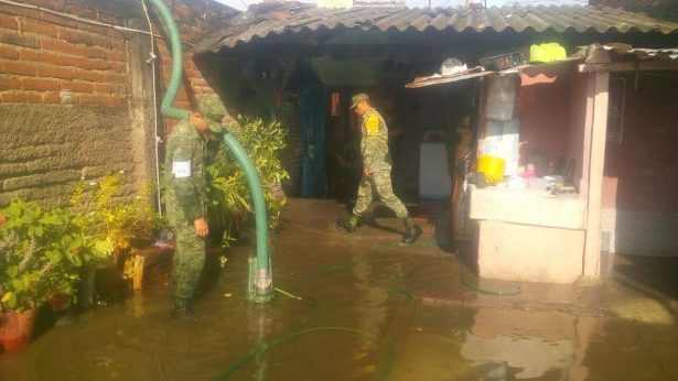 Desativa Ejército Mexicano Plan-DNIII-E en Ocotlán