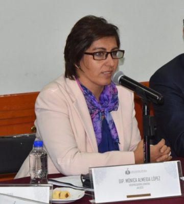 Aspirantes al comité del SEA tienen capacidad para integrar una excelente comisión: Mónica Almeida