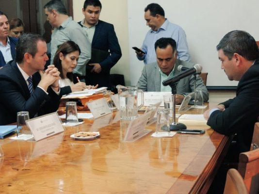 Pedirán diputados a SCJN qué hacer con órden del Juzgado Sexto en caso magistrado Flores Allende