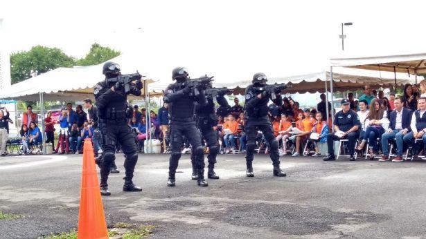 [VIDEOS] Clausuran Cursos de Verano para hijos de policías zapopanos