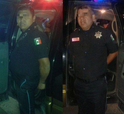 Vinculan a proceso a dos policías federales por el delito de extorsión agravada