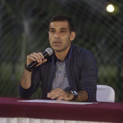Tras ser vinculado al narcotráfico, Rafa Márquez agradece apoyo de amigos