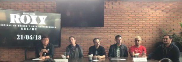 Anuncian sorpresas para Festival Roxy 2018