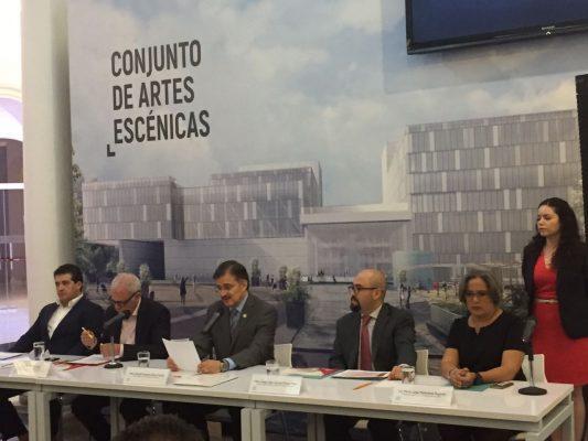 UdeG invierte mil 433 mdp en el Conjunto de Artes Escénicas