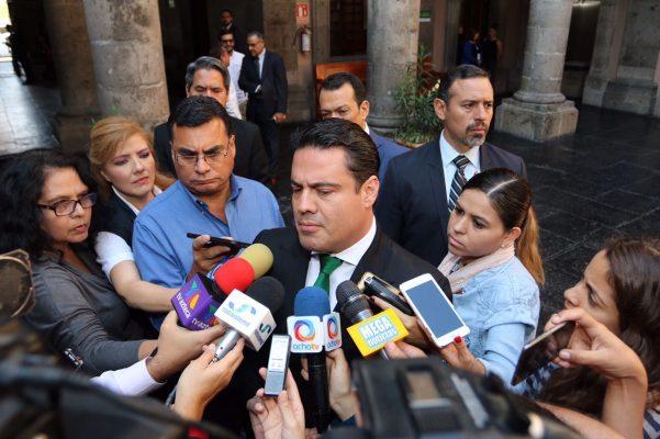 JASD manifestó su pésame por el fallecimiento de Martínez Mora