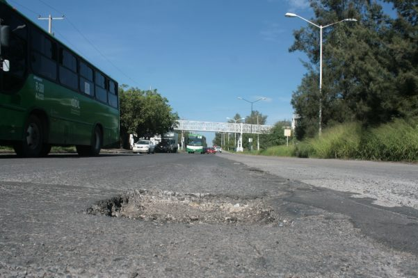 Defiende Guadalajara su programa de bacheo