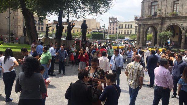 Jalisco no tuvo afectaciones tras el sismo de 7.1 grados Richter