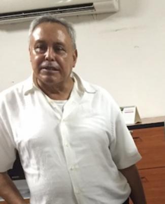 Privan de la libertad al coronel retirado Salvador Méndez Cachú