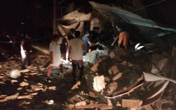Alertan sobre réplica de sismo en 7.2 grados de la CDMX