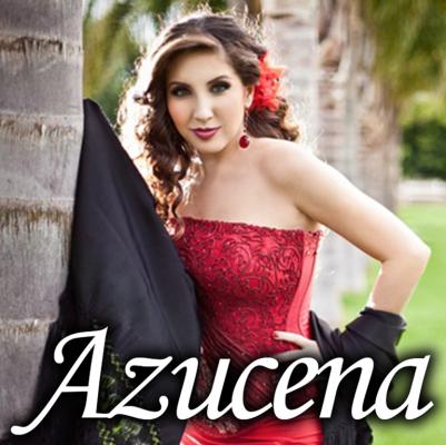 Azucena tendrá noche mexicana