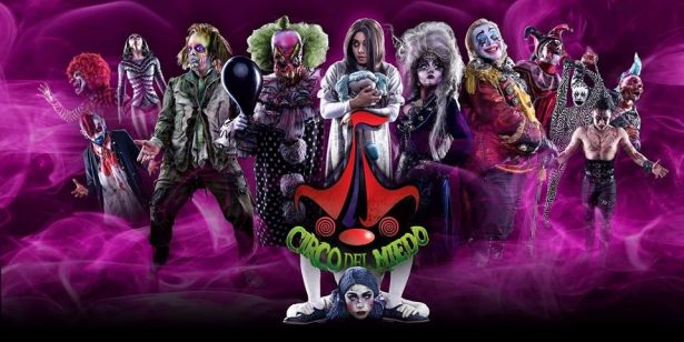 """Primer aniversario de """"El Circo del Miedo"""""""