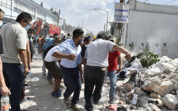 Tres noticias falsas sobre el sismo