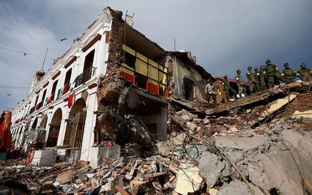 CAF dona 200 mil dólares para damnificados del terremoto en México