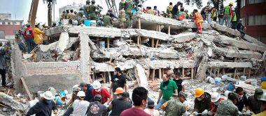 Suman 39 réplicas del sismo del 19 de septiembre Sismológico