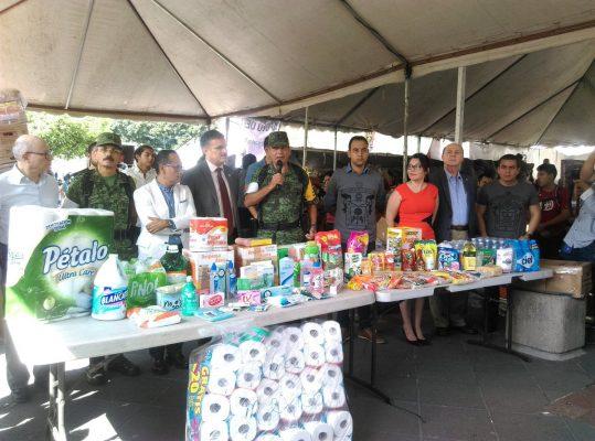 Después de la Ciudad de México, Morelos es el estado más crítico que requerirá de más ayuda: General de Quinta Región Militar